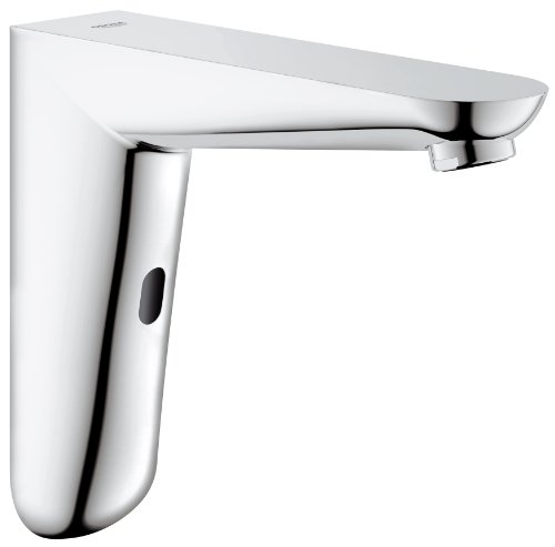 Grohe Euroeco CE Grifo de lavabo infrarrojo electrónico, montaje mural Ref. 36274000
