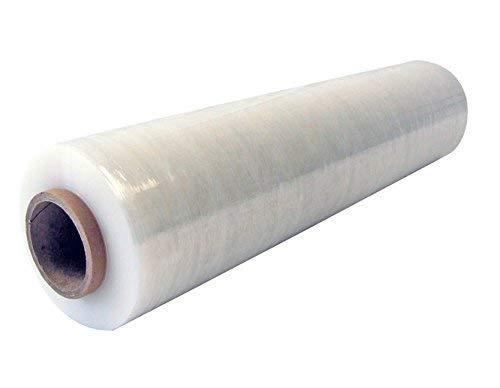 Film elástico transparente, 500 mm x 200 metros, protector extensible de embalaje para mudanzas SUMICEL