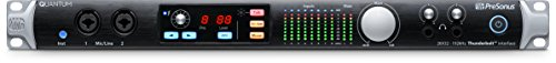 PreSonus Quantum 26x32 Thunderbolt Audio Interface/Studio Command...