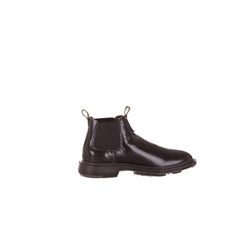 PEZZOL 1951 Luxury Fashion Mens Ankle Boots Spring Black