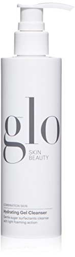 Glo Skin Beauty Hydrating Gel Cleanser | Foaming Face Wash Cleanses, Hydrates and Brightens | Recommended for Combination and Balanced Skin | 6.7 Fl Oz