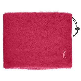 SOFTSPIKES Soft Spikes - Scaldacollo da Donna Foderato in Morbido Pile, Taglia Unica, Colore: Rosa