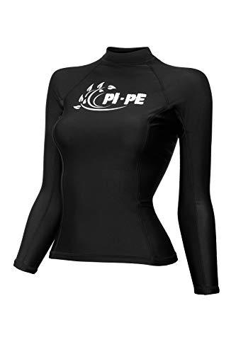PI-PE Rash Guard Damen L/S Long Sleeve...