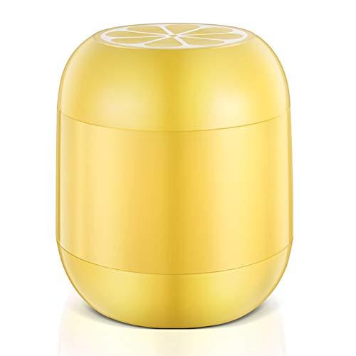 Yarmy Ohne Strom Joghurtbereiter DIY Tool Joghurt Maker Hausgemachte Einfach zu Säubern Joghurt selber Machen 750ml Yellow