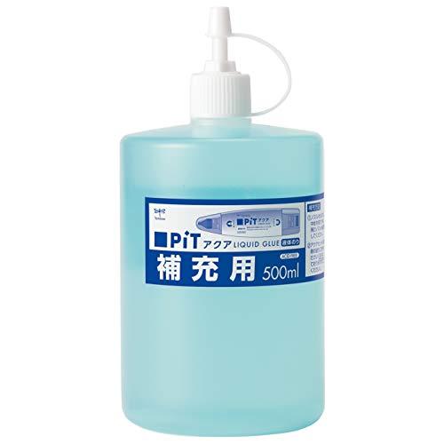 トンボ鉛筆 液体のり アクアピット補充用 500ml PR-WT