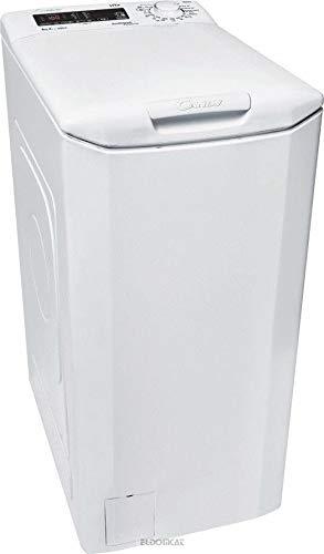 Candy CVST G382DM-S Libera installazione Caricamento dall'alto 8kg 1200Giri/min A+++ Bianco lavatrice, Senza installazione