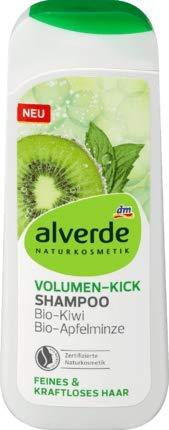 test Volumenshampoo für Alverde mit feinem Haar, 200 ml Deutschland