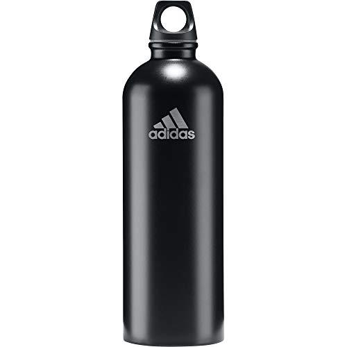 0AFIT|#Adidas St Bottle 0, 75l Borraccia, Unisex – Adulto, black/black/matte silver, NS