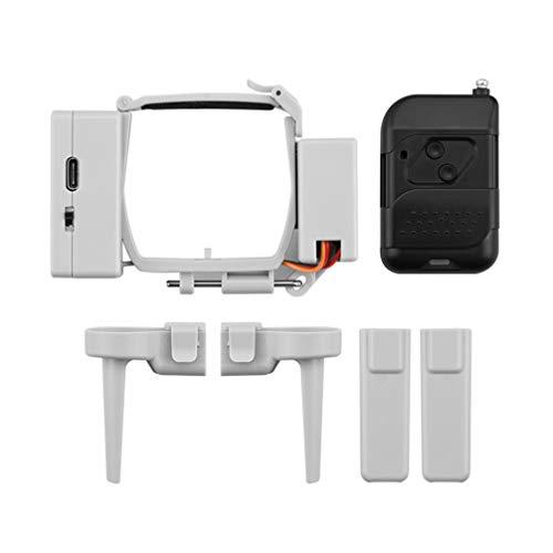 BESPORTBLE Airdrop-System für Mavic Mini Nutzlast Lieferung Transportgerät Hochzeit Drohne Fischköder Suche Kompatibel mit Mavic Mini