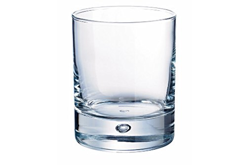 Durobor 8388900 Bicchiere Acqua, 7.3 cm, 6 unità