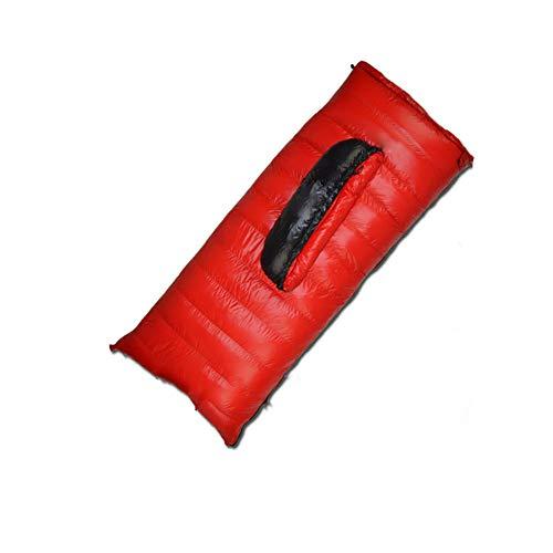 YXXHM- Sac de Couchage Ultra léger Adulte Extérieur Portable Portable Design Binaural Ligne De Voitures Design Double Zipper 2000g