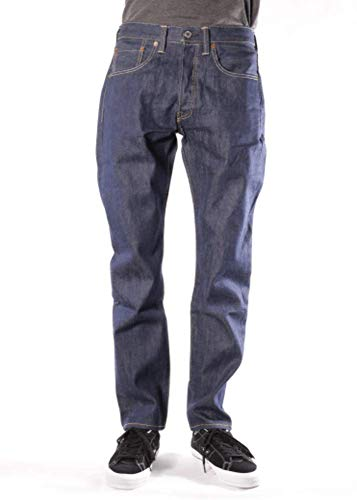 Levi's 501 Customized & Tapered, Jeans da uomo, 48