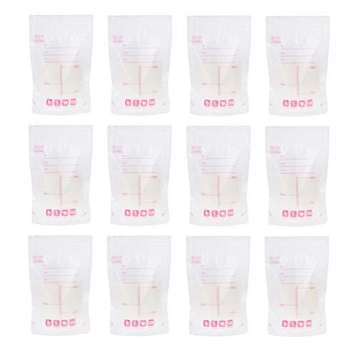 Great Price! Exceart 30Pcs Breastmilk Storage Bags Disposable Milk Bag Nursing Storage Bag Breastfee...