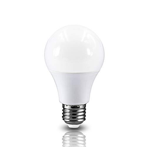 YS & VV LED gloeilamp lamp patch super heldere binnen- en buitenverlichting daglicht plafondlamp 360 ° verlichting, grootte: 4,5 * 4,5 * 7 cm 3W IP43 E27 (warm licht) (4 st.)