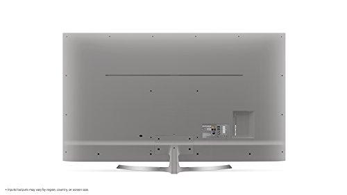 LG 55SJ810V silber Super UHD HDR LED-TV 55 (139 cm) Fernseher