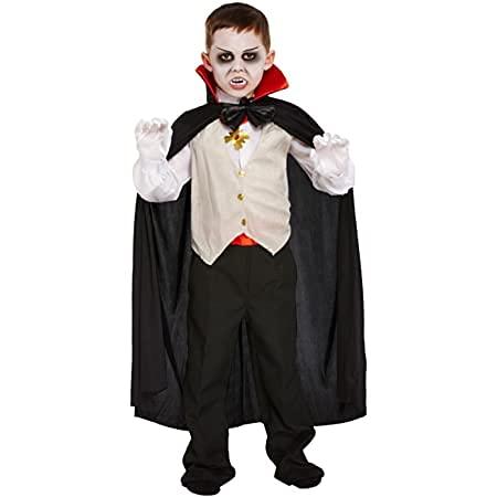 BOYS DELUXE VAMPIRE COSTUME - LARGE