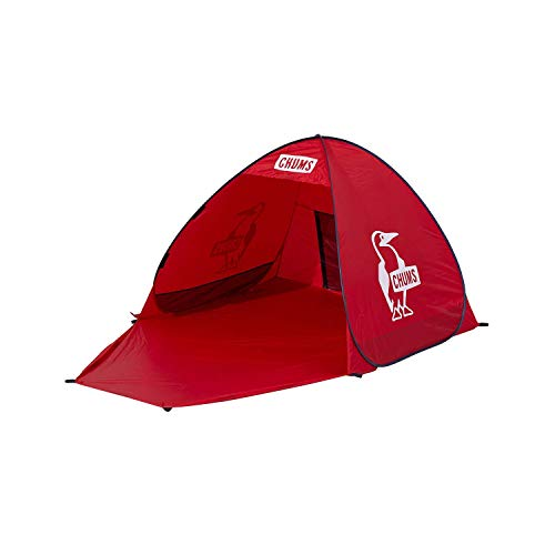 チャムス Pop Up Sunshade 2 (CH62-1518 -R001) マリン サンシェードテント ワンタッチテント ポップアップ...