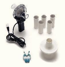 SPR-FIL10 - Disposable Bacterial Filter PK10 - Vernier Spirometer - Each