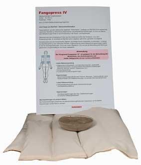 Fangokompressen-Fangokissen-Fangopackungen,zur Anwendung als Kälte- oder Wärmekompressen für den ganzen Körper, in verschiedenen Größen (Größe 4/23 x 54cm)
