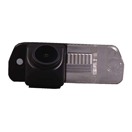 Farbkamera Wasserdicht Rückfahrkamera kennzeichenbeleuchtung Kamera KFZ Rückfahrsystem mit Einparkhilfe Nachtsicht für Mercedes Benz MB W164 X164 GL450/R300L/R350L/R350/R280 (W251) CDI/CLS300