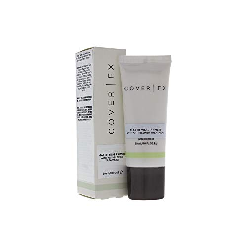 Cover FX Mattifying Primer with Anti-Acne