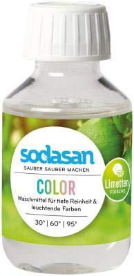 Sodasan - Universal Waschmittel Limette Reisegröße 100ml