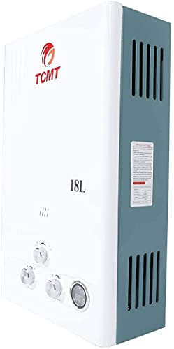 TC-Home 4.8GPM 18L Tankless LPG Liquid Propane Gas Hot Water Heater 36kw House Instant