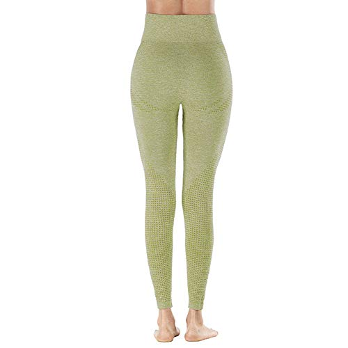CHIYEEE vrouwen yoga broek met hoge taille Tummy controle training hardlopen stretching yoga legging S-L