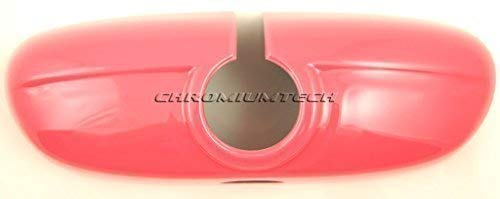 Chromiumtech IMRC-MK3-UJPI Interior Rearview Mirror Pink//Black