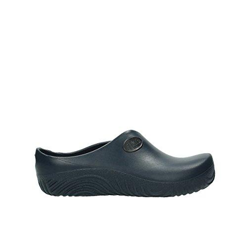 Wolky Comfort Clogs OK Clog - 90800 dunkelblau PU - 40