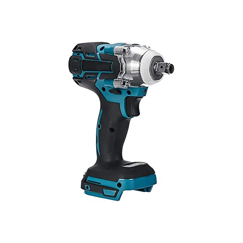 Sxiocta 18V Cordless Impact Wrench,Multifunctional Professional Lithium Electric Impact Wrench,Driver 3200RPM 320N.M High Torsion for Makita 18V Battery BL1850/BL1850B/BL1860B/BL1840 (Without Battery)