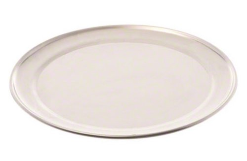 American Metalcraft TP9 TP Series 18-Gauge Aluminum Pizza Pan, Standard Weight, Wide Rim, 9-Inch,Silver