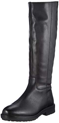 Tamaris Damen 1-1-26531-25 Stiefelette, schwarz, 39 EU