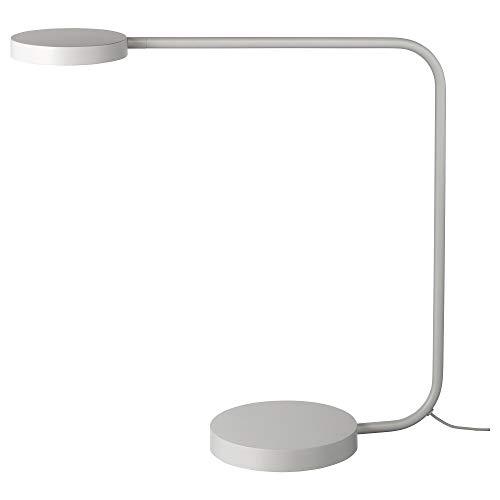 Ikea Ypperlig Lámpara de mesa LED Gris Claro 003.499.05
