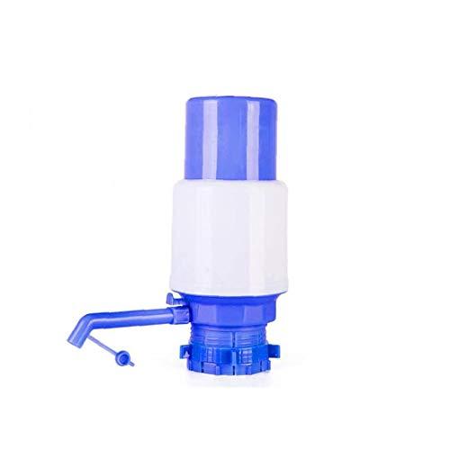 iHOMIKI Durable Wasserflasche Pump Handbuch Trinkwasserpumpe für Trinkwasserspender 5-6 Gal für Home Office