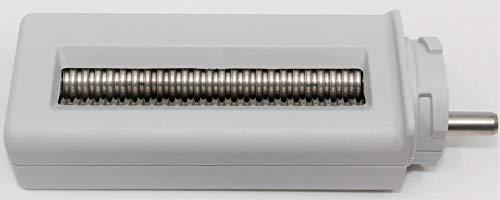 ORIGINAL VORSATZ ZU NUDELMASCHINE GSD LASANGE/SUPPENNUDELN/BANDNUDELN/Spaghetti/SCHUPFNUDELN - Made IN Germany (2,5mm Spaghetti/Tagliatelle)