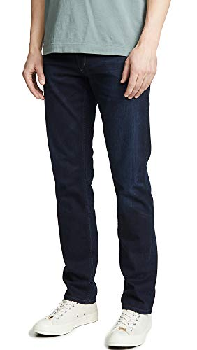Citizens of Humanity Men's Bowery Standard Slim Jeans, Mile, Blue, 36