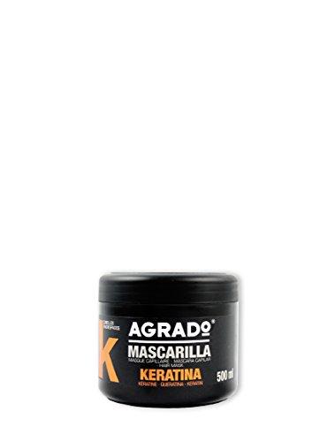 Mascarilla para cabello - 500 ml Keratina - Agrado