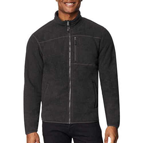 32 Degrees Men Sherpa Lined Fleece Jacket