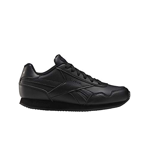 Reebok Royal CLJOG 3.0, Zapatillas de Running Hombre, Negro/Negro/Negro, 39 EU