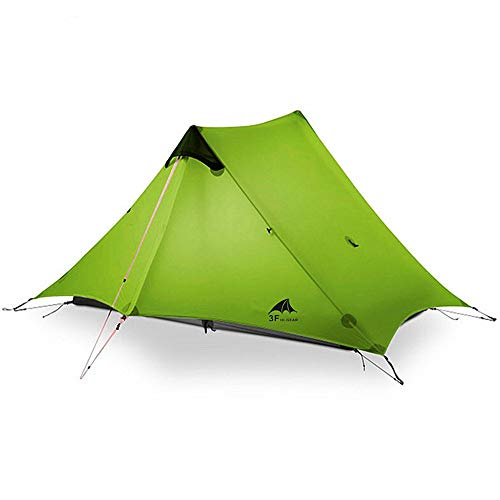 3F UL GEAR Lanshan 2P Ultralight Camping Tent