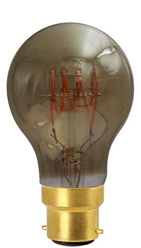 Girard Sudron 716668-LED GLS A60 LED-lamp, E27, Edison-fitting, 160 lumen, dimbaar, 4 W, rookwit