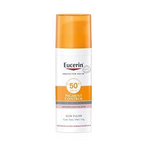 Eucerin Protector solar facial anti manchas FPS 50+ Anti Pigment Sun, 50ml