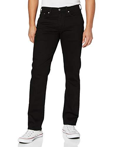 Levi's Men's 514 Straight Jeans, Nightshine, 34W / 32L