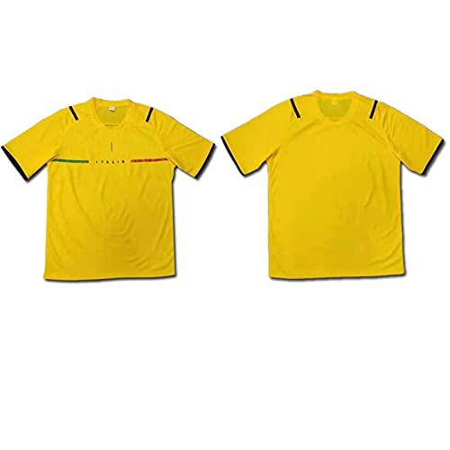 cjbaok Camiseta de fútbol de Italia de Donnarumma No.21 Jersey, portero italiano Jersey Camiseta y pantalones cortos, Uniformes de fútbol conmemorativos de los aficionados