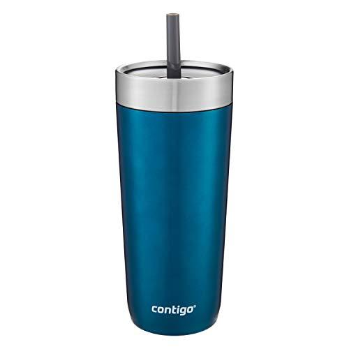 *Contigo 2063124 Luxe-Trinkglas, 457 ml, Biscay Bay*