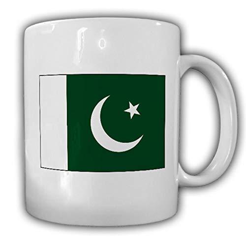 Islamische Republik Pakistan Fahne Flagge Kaffee Becher Tasse #13847
