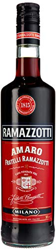 Ramazzotti Amaro – Der italienische Digestif mit 33 verschiedenen Kräutern, 700ml
