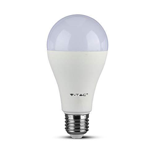 Lampadina LED 17W, Bulb A65 Chip Samsung Pro Attacco E27
