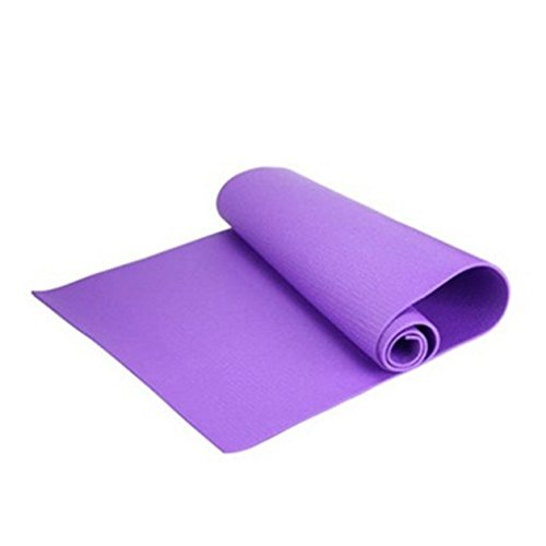 6 mm Universal Yoga épais Slip-Mat Non Exercice Pad Fitness Perdre du Poids 180cmX60cmX0.6cm antidérapante étage Tapis de Jeu
